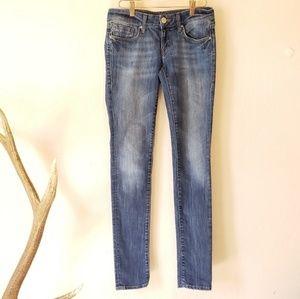 🌵Mavi Skinny Jean Mid Wash🌵|Size 27|